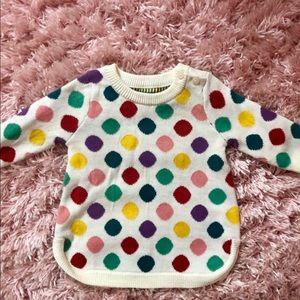 Baby Gap baby sweater